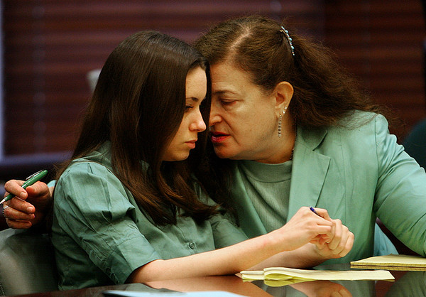 casey anthony trial update. OH, COME ON CASEY!