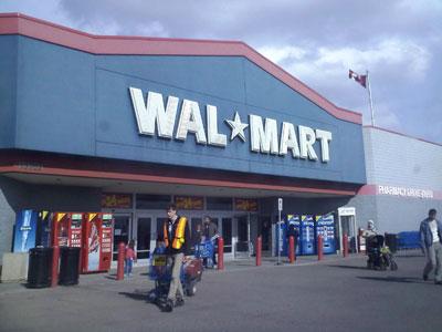 Walmart Store Won