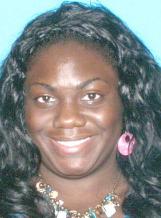 Tekethia Ruffin - suspect