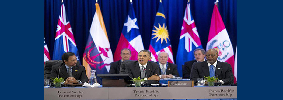 Trans Pacific Partnership Secret Talks Continue