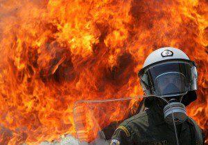 Maidemonstration in Athen - Zusammenstöße mit der Polizei