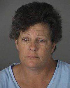 Frances Terry Evans - suspect