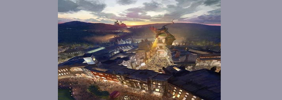Universal Makes it Official: Diagon Alley Coming in 2014