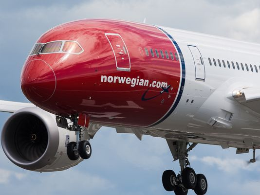 Norwegian Airlines Expands to Orlando
