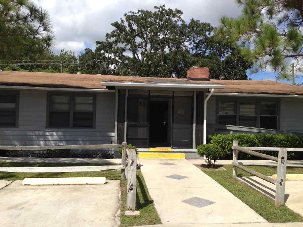 Every one deserves a second chance recovery house of for Building a house in florida