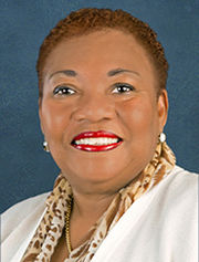 State Senator Geraldine Thompson (District 12)