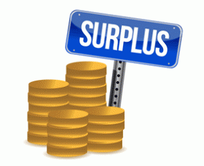 Surplus pic