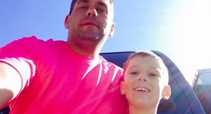 Christopher and Jonathan Smittle (PCSO)