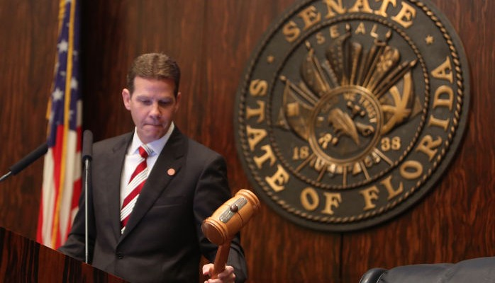 Florida Senate President - Andy Gardiner (Photo courtesy: Scott Keeler/Times)