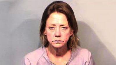 Christine Chimel - suspect