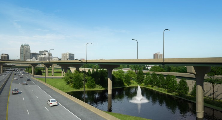 Rendering: I-4 Ultimate