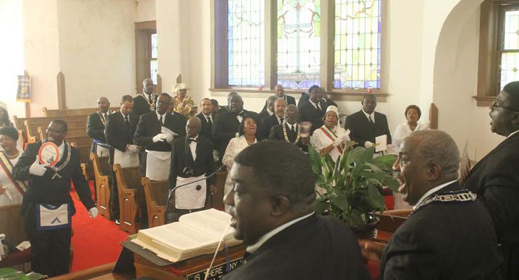 Central Florida Masonic Family Celebrates St. Johns Day in wake of S.C. Church Murders