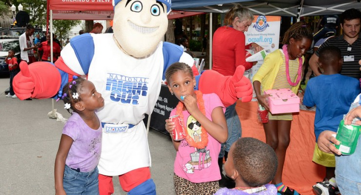 Orlando Celebrates 32nd Annual National Night Out