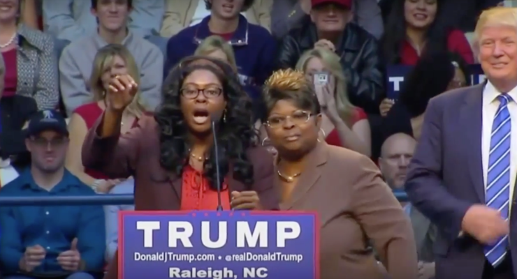 Black-Women-Support-Donald-Trump-Rally