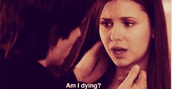 """Am I Dying?"""