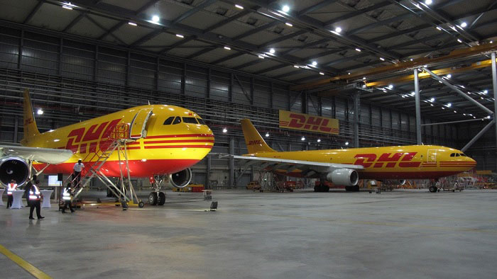 DHL-Express-Cargo