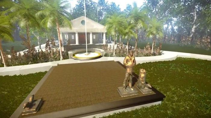 WON – Lone Sailor Navy Memorial Dedication at Blue Jacket Park