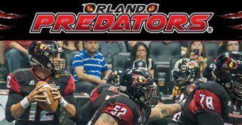 Orlando Predators Home Opener