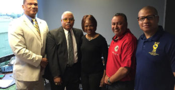 Demings Endorsed by Largest Federal Employee Union in CD10 Race