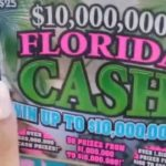 Longwood Woman Wins $1 Million Prize Playing $10,000,000 Florida Cash Scratch-Off