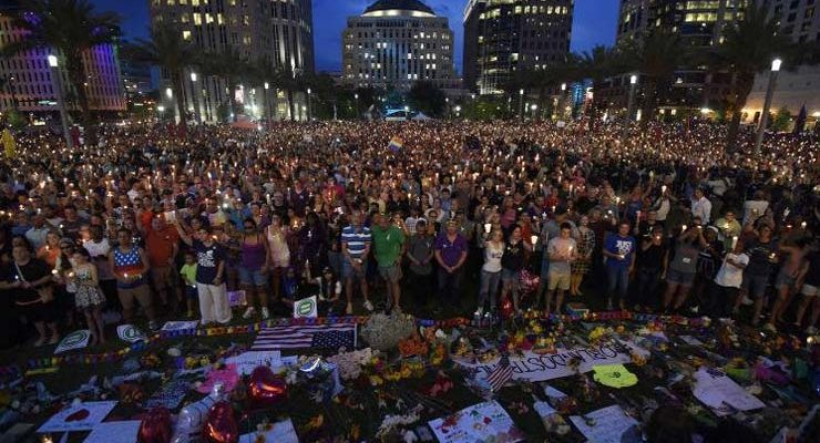 Orlando Weeps, but Orlando Is Strong