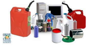 County Hosts Free Hazardous & Electronic Waste Disposal Event