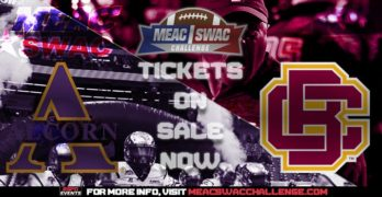 MEAC/SWAC Challenge features Wildcats vs. Braves in Battle on the Beach