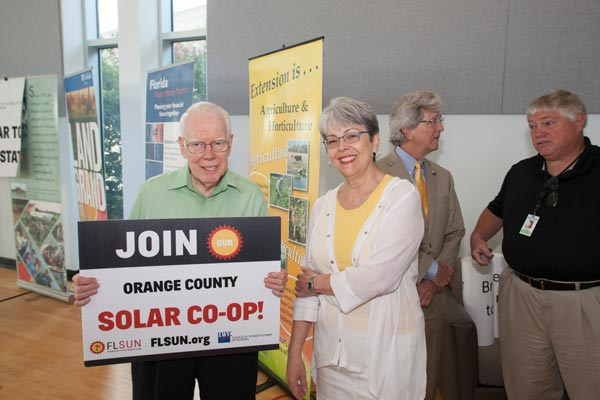 New Solar Co Op Hopes To Shine In Orange County Won