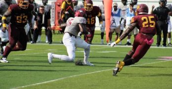 NCCU Eagles Trounce Wildcats 31-14 after Lightning Delay