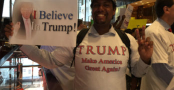 Black Sanders Supporters Urge African-Americans To Vote Republican, Trump
