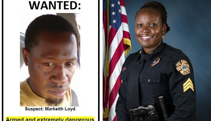 Massive Manhunt Continues After OPD Officer Gunned Down