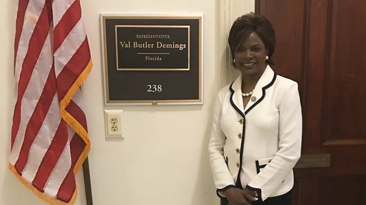 Rep. Val Demings Calls for Oversight Committee to Oversee Construction of Border-Wall