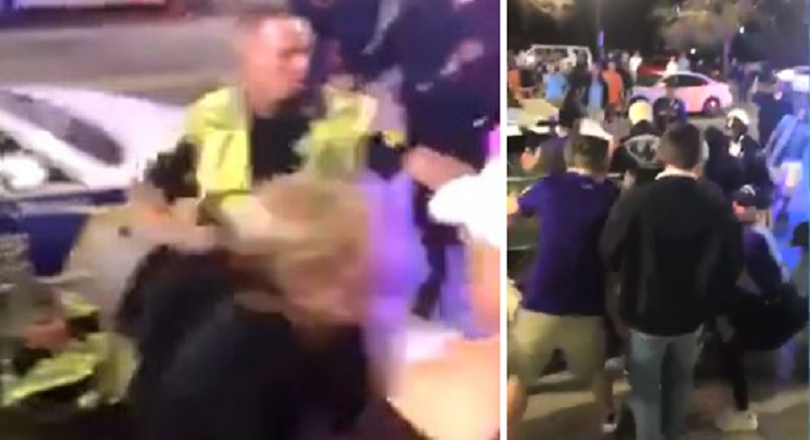 Florida deputy hurt breaking up fight after soccer game