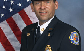 LOCAL FIRE CHIEFS ASSOCIATION NAMES NEW BOARD