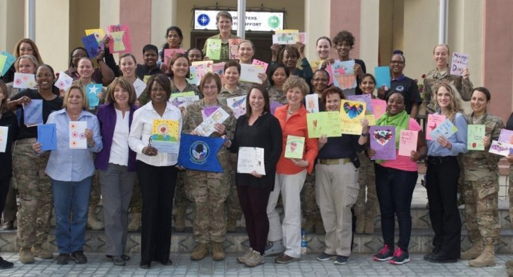 Congresswoman Val Demings Visits with Troops in Afghanistan and Iraq