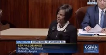 Republicans Blocked Demings Efforts to Introduce Amendment Protecting FBI Impartiality