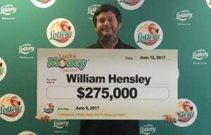 Two Florida Players Claim Lucky Money Jackpot Prizes