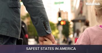 Florida Is 2017's 9th Least Safe State in America, Study Shows