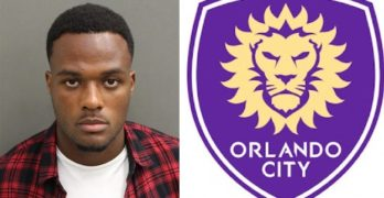 Orlando City Star Cyle Larin Drunk Driving The Wrong Way on Orange Avenue