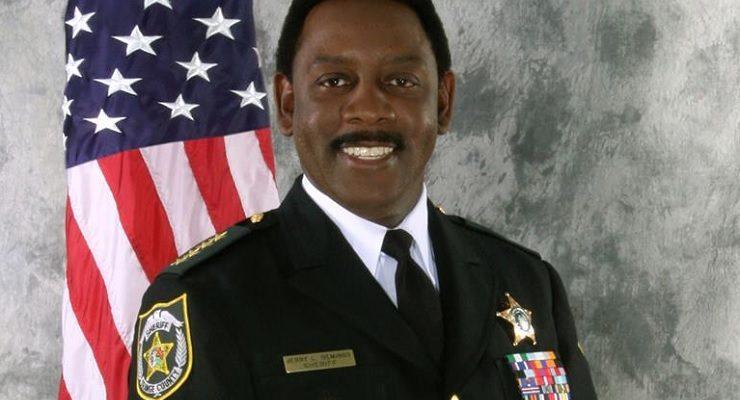 Sheriff Jerry Demings Running for Orange County Mayor