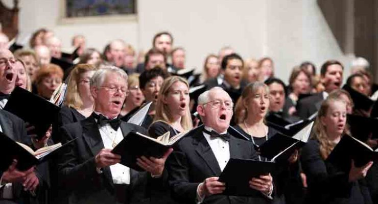Bach Festival Society Concert Features Christmas Arrangements by Rollins