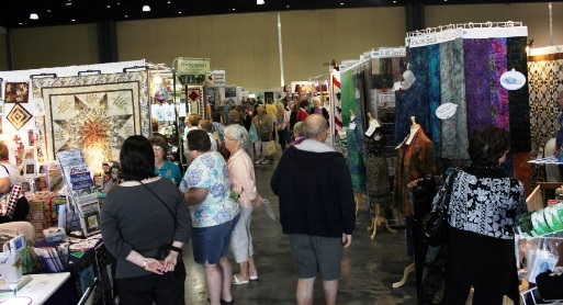 World Quilt Show Returns to OC Convention Center