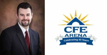 CFE Arena Hires New GM