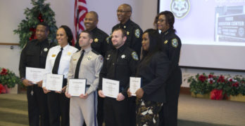 Orange County Corrections Honors Outstanding Personnel
