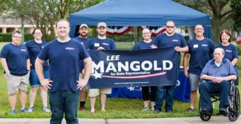 Democrat Dr. Lee Mangold Qualifies for Ballot by Petition