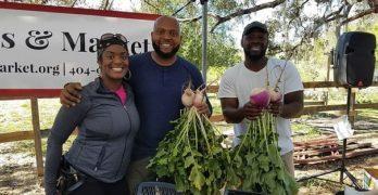 New Farmers' Market Open in an Orlando Food Desert