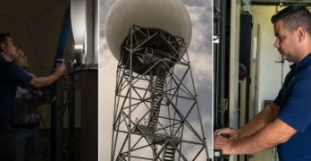 FAA Brings San Juan Weather Radar Back to Puerto Rico